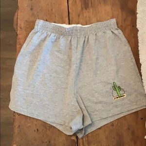 Urban Outfitters grey shorts